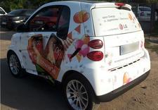 projekt reklamy na samochód - Megaoklejanie - oklejanie... zdjęcie 11