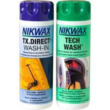 Zestaw Nikwax Twin Tech Wash / TX. Direct Wash-In