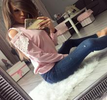 Bluza DIANA róż