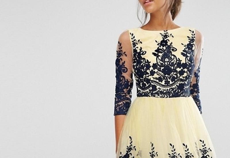 sukienka koronkowa - Venidio Sp. z o.o. zdjęcie 1