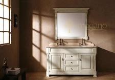 meble łazienkowe drewniane - MOGANO - Meble Łazienkowe zdjęcie 5
