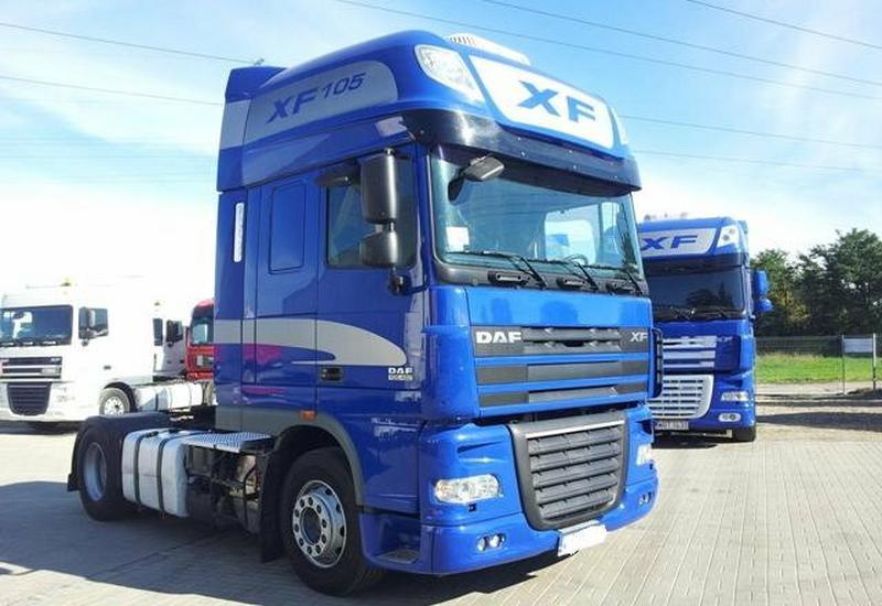 ciągniki nowe - Lux-Truck Sp. z o.o. Nacz... zdjęcie 4