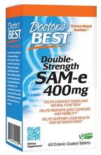 SAM-e 400 mg 60 tabletek, S-Adenozylometionina