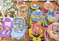 akcesoria dla dzieci, wózki