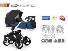 Wózek wielofunkcyjny Riko Expero (Denim)