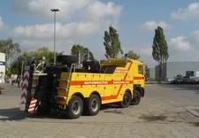 wyciąganie samochodów ciężarowych - Holowanie Samochodów Cięż... zdjęcie 5