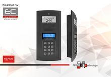 OP-SL255  Cyfrowy panel domofonowy