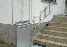 windy dla niepełnosprawnych - Windy Schodowe. Urządzeni... zdjęcie 5