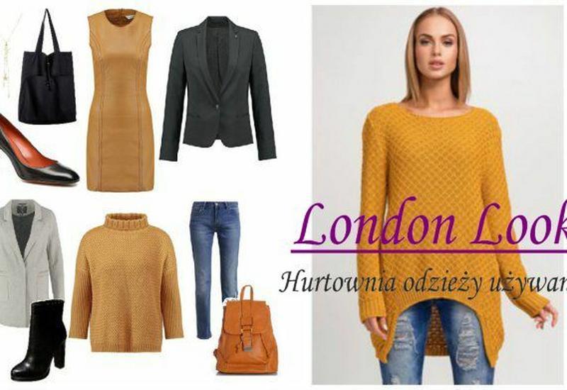 odzież używana - London Look zdjęcie 3