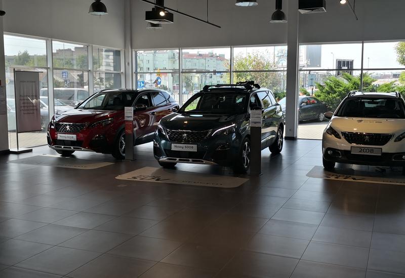 samochody używane z salonu peugeot - Auto Centrum Golemo S.J. ... zdjęcie 7
