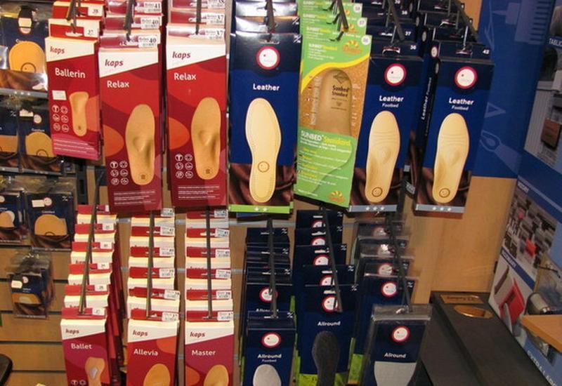 wkładki do butów - MISTER MINIT Dorabianie k... zdjęcie 8