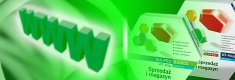 Strony www i oprogramowanie komputerowe