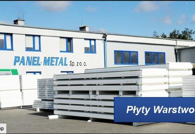 energia słoneczna - Panel-Metal. Płyty Warstw... zdjęcie 1