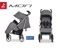 Wózek spacerowy MORI Euro-Cart (Carbon)
