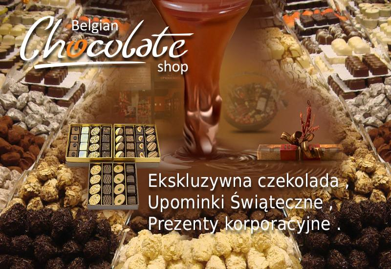 Belgian Chocolate Shop