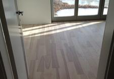 Drzwi, podłogi, panele