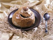 Żurek w chlebie w Soplicowie