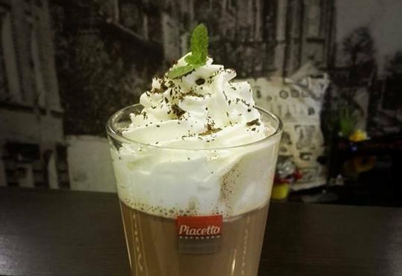kawa z lodami Starówka Cafe - Kawiarnia Starówka Cafe zdjęcie 7