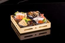 Chirashi-sushi-box