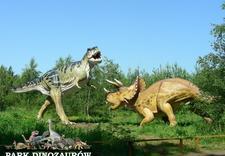 park z dinozaurami - Park Dinozaurów. Leśna śc... zdjęcie 9