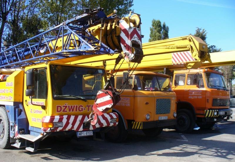 maszyny dźwigowe - PUH Dźwig-Trans Letner Zb... zdjęcie 3