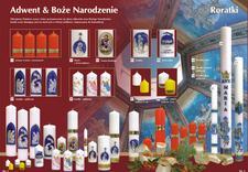 świece komunijne - Wytwórnia Świec Liturgicz... zdjęcie 1