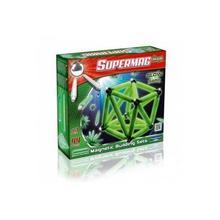 Supermag Maxi Glow 44 el. Klocki Magnetycze