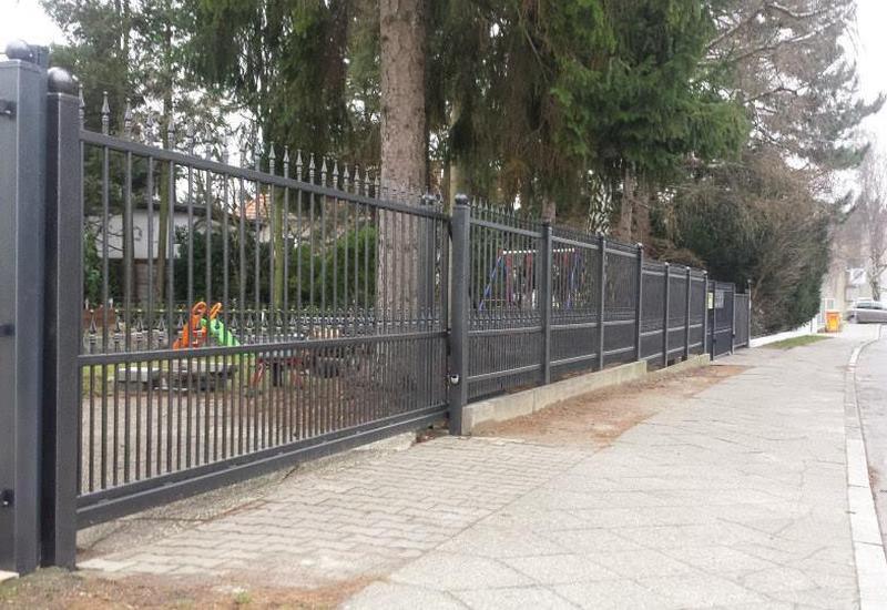 Cięcie plazmowe, bramy, ogrodzenia