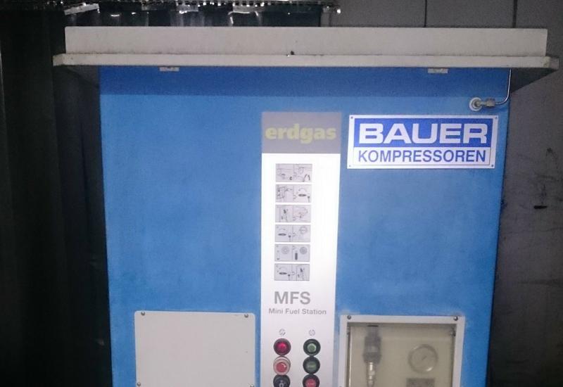 sprzedaż używanych stacji sprężania gazu ziemnego - GASLUX SP. Z O.O. zdjęcie 2