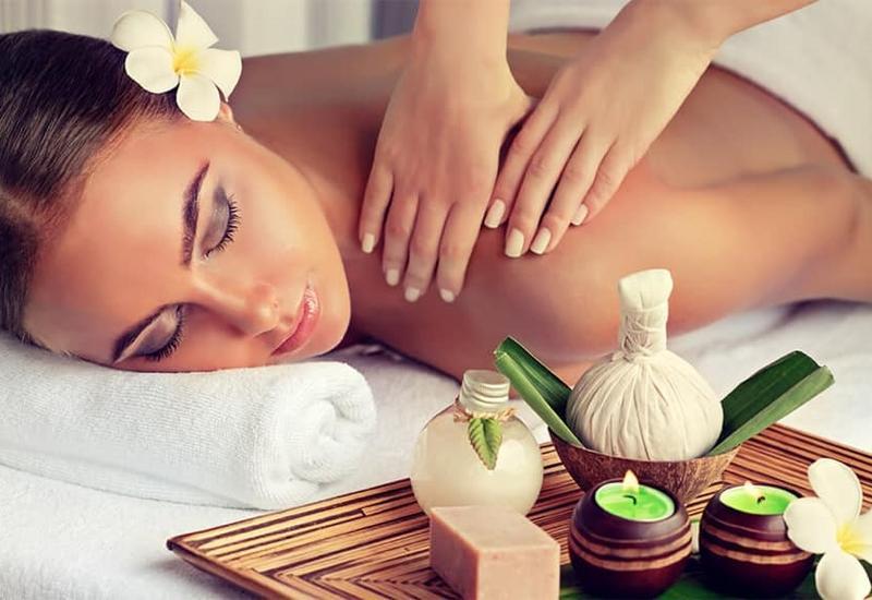 masaż tajski ramion - SalaThai Salon Masażu & S... zdjęcie 3
