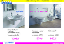 Nasza łazienka Wyposażenie łazienek Płytki Ceramika
