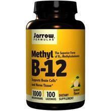 METHYL B12 metylokobalamina 1000mcg 100 tabletek