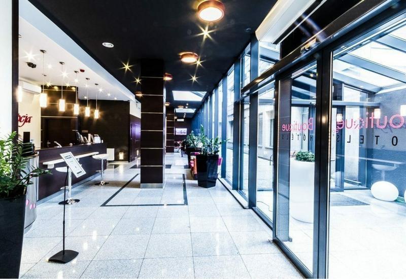 sale konferencyjne boutique hotel - Boutique Hotel's Łódź Pił... zdjęcie 4