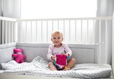 ochraniacze do łóżeczka - Dzieciaki Maluszki Sandra... zdjęcie 1