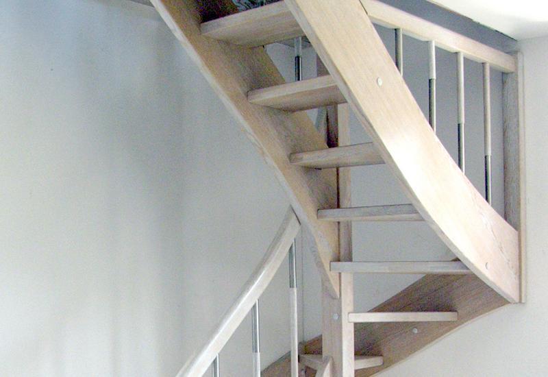renowacja schodów - SCHODY Paweł Ciechelski zdjęcie 3