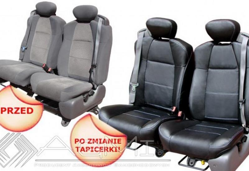 tapicer samochodowy - AGMI PPHU Michał Koćwin. ... zdjęcie 4