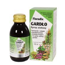 Floradix GARDŁO 100ml - 10%
