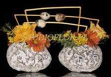 doręczanie kwiatów - Kwiaciarnia Szmaragdowy O... zdjęcie 1