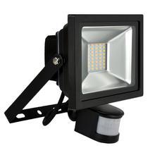 Halogen LED 20W z czujnikiem ruchu PIR ciepły