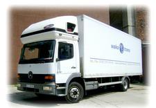 przewóz kas pancernych - Wakotrans Firma Transport... zdjęcie 1