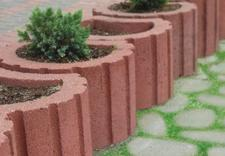 Producent kostki brukowej, galanteria betonowa, ogrodzenia betonowe
