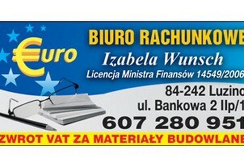 rozliczenia wejherowo - Biuro Rachunkowe Euro Iza... zdjęcie 2