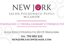 fryzjer dla zwierząt - NEW JORK SALON PIELĘGNACJ... zdjęcie 1