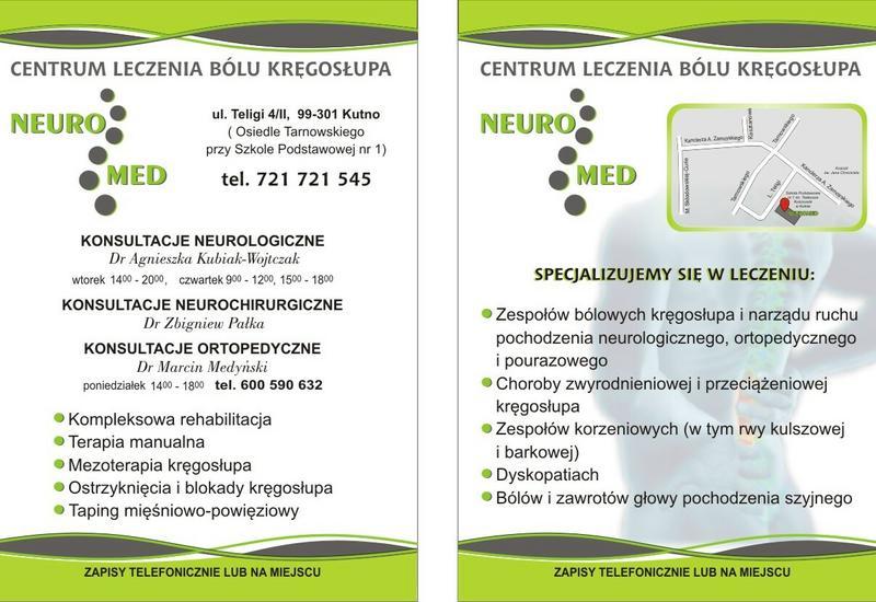 prywatne praktyki lekarskie - Neuro-Med Centrum Leczeni... zdjęcie 1