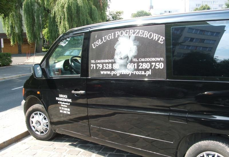 usługi pogrzebowe