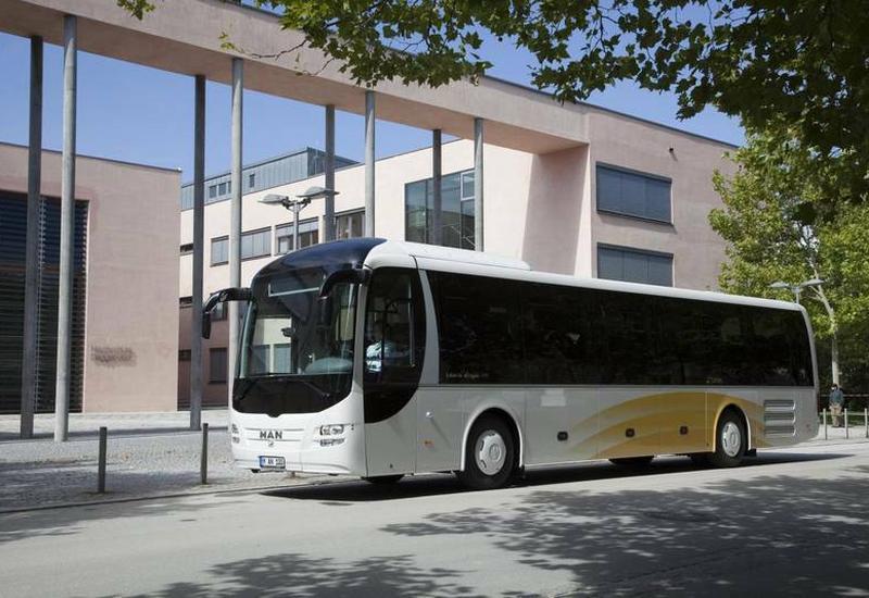 turystyczne - MAN Truck & Bus Center Kr... zdjęcie 6