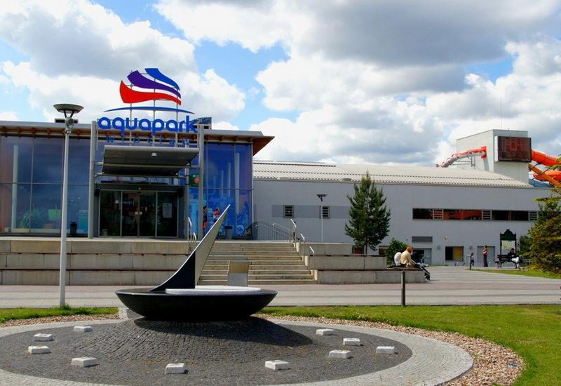 wrocławski park wodny - Aquapark zdjęcie 1