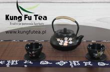 Żeliwny Czajnik do parzenie herbaty Spring 1000 ml