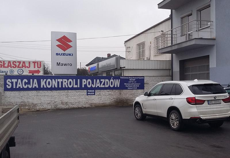ocena techniczna pojazdu - EMD Nagraba Sp. Komandyto... zdjęcie 1