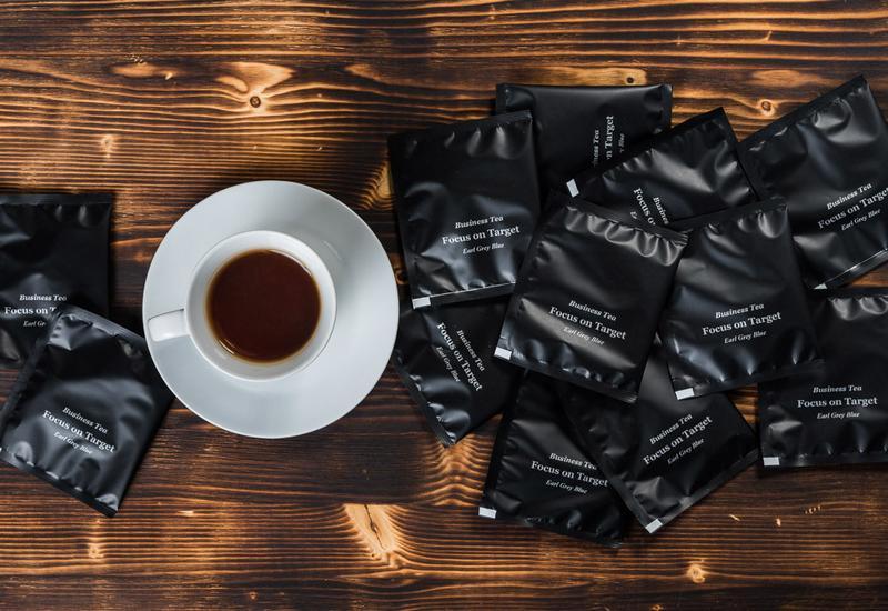 business tea - Business Tea Paweł Buczek zdjęcie 2